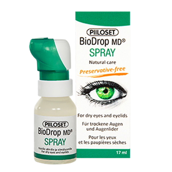 Kapljice za oči BIODROP SPRAY 17ml